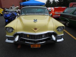 1955 Cadillac Coupe De Ville by Brooklyn47