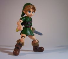 MM Link - Shieldless 2 by Lalam24