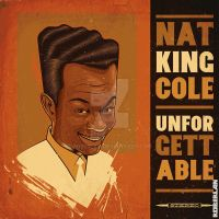 Nat King Cole Unforgettable 2 by roberlan