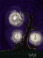 Star Tree by NightmareCrow