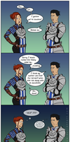 DA2: Amell Meets Carver by kryptocow