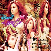 Blend de Demi Lovato by Tutoriales-Paris