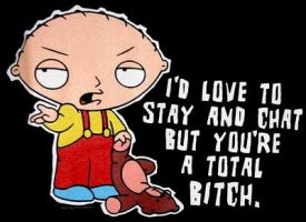 The Fantastic Stewie by fbhart