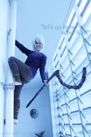 ROTG: Jack Frost, Let's go have some fun by SasukeUzumaki666