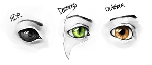 Eyes by Hevdracula