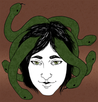 medusa's head by theRast