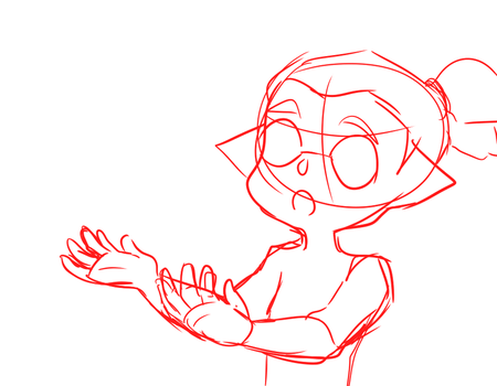 Catching animation WIP by omichii