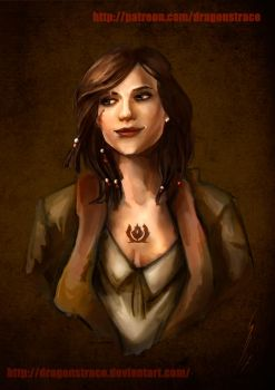 Mary Read by DragonsTrace