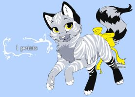 adopt cat 2 CLOSED by Rika3