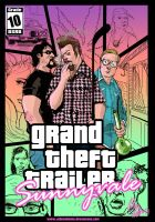Grand Theft Trailer: Sunnyvale by JohnOsborne