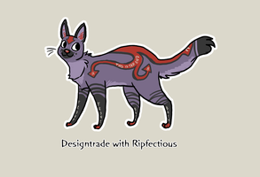 Designtrade with Ripfectious by griffsnuff