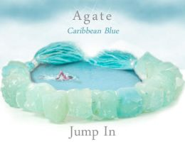 Agate - Dive In by BeadsofCambay