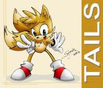 Tails by StinaProductionz