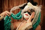 Vocaloid - Masquerade by Taymeho