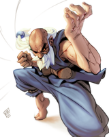 Gouken by chopstyx