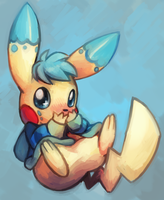 pooks by extyrannomon