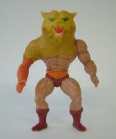 CATHEADARMMAN ACTION FIGURE by ivegotworms