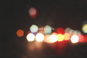 5/365 Bright Lights by ceesevenmarzartworks