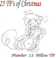 25 TFs of christmas 11 by Redflare500