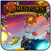 Jamestown - LotLC Icon by Alucryd