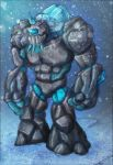 Crystal Giant Collab by CaseyD2K