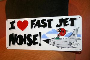 Fast Jet Noise by oldskoolsigns
