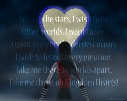 A Wish Upon the Moon :text: by ChaseYoungFangirl