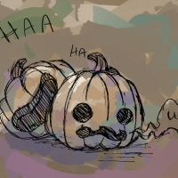 Pumpkins by madmancomin2u