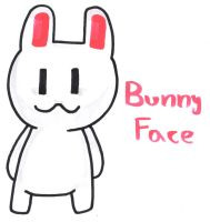 Bunny Face by YouCanDrawIt