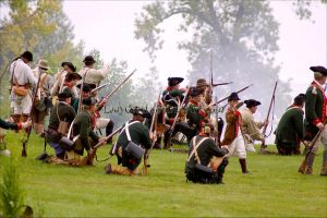 US Rev War Display 4 by KWilliamsPhoto