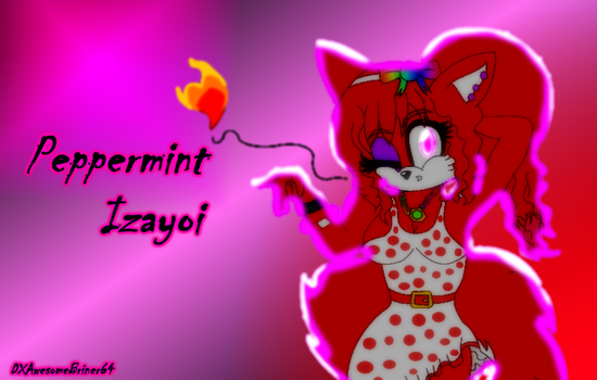 Unlimited Peppermint by TheAngelofDeathKAU