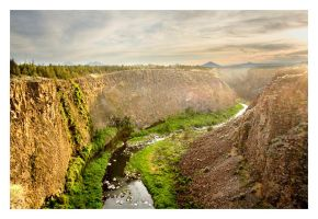 Crooked River Gorge 5 by austinboothphoto
