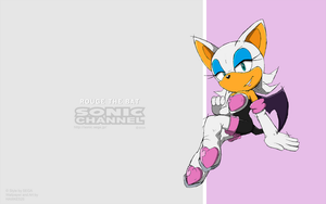 Sonic Channel 2: Rouge by Hawke525