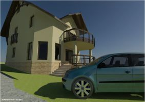 family house ext gdz 11 by dtbsz