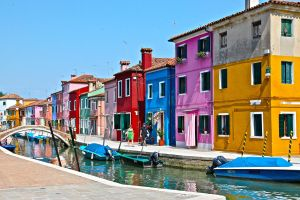 Burano, Venice's colorful escape by RakelClark