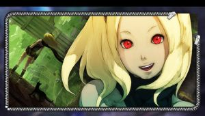 Gravity Rush - PSVita Unlock Screen by BioDio