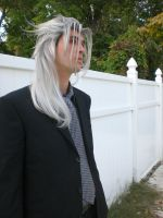 Xemnas face by morakdais