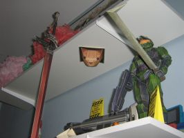 Ceiling cat by azn-ninja
