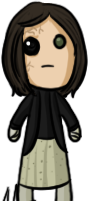 Hemlock Grove - Shelley 2 by shrimp-pops
