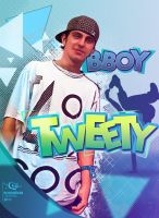 B-boy Tweety by PooshtioO