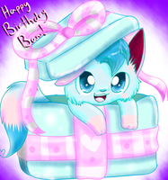 Happy Birthday Bani! by KittenthePsycho