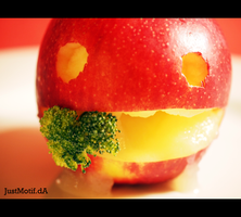 ...Eat your vegetables... by Bakerize