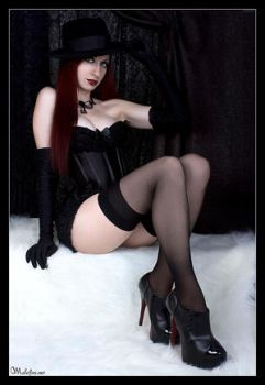 And even more cabaret by Helleana