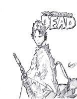 The Walking Dead: Daryl Dixon by Tazartist19