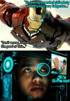 Inside the IronMan suit.. by jhuino69