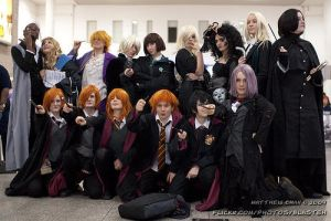 Harry Potter: United by chimocho