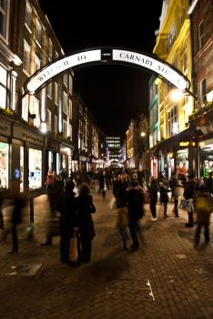 Carnaby street life by Rovers92