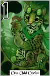 One Odd Ocelot by ursulav