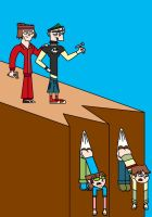 Total Drama Humiliation by Animekid0839