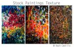 Texture 01 - Paintings UPDATED by rachcedillo